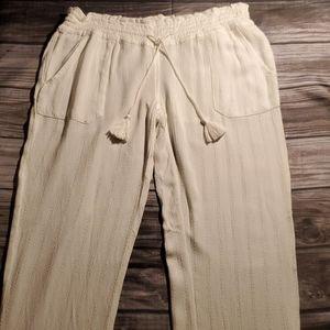 Roxy Oceanside Dobby Beach Pants